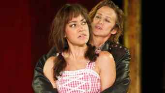 "Review: Janet McTeer, Cush Jumbo Lead ""Shrew"" in Central Park"