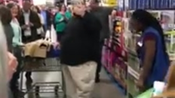 Strangers Break Into Song While Shopping