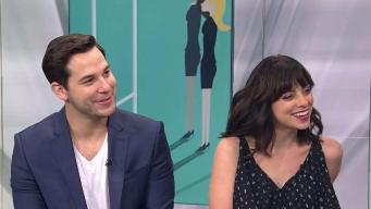 Skylar Astin & Krysta Rodriguez Talk New Play