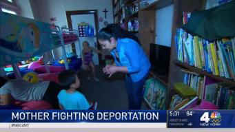 Small Victory for Immigrant Mom Fighting Deportation