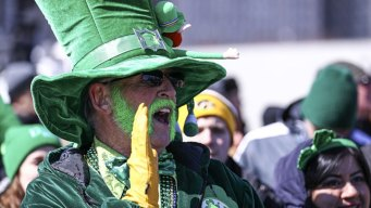 'Resilience', 'Spirit' Are Heart of St. Patrick's Day Parade