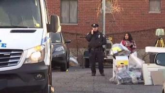 Standoff Sparks Shooting on Staten Island