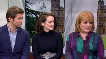 'Downton Abbey' Cast Dishes on New Exhibition