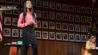 Students Featured in Broadway Show About Constitution