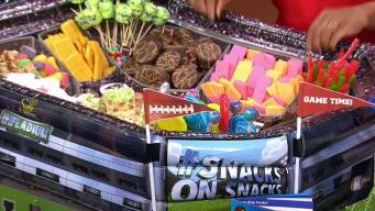 Super Snacking with Sunny Anderson
