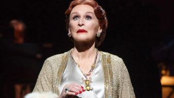 Candescent Glenn Close Returns to 'Sunset Boulevard'