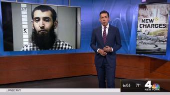 Suspected Tribeca Attacker Speaks in Court