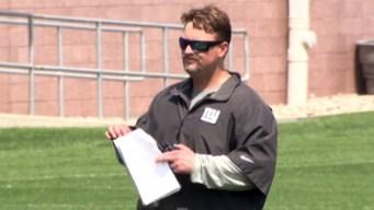 Giants Hope for a Safe, Sound and Sane Season