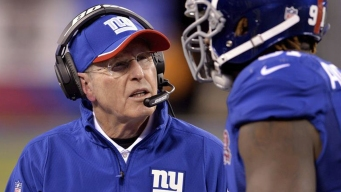 AP Source: Coughlin to Join NFL's Operations Staff