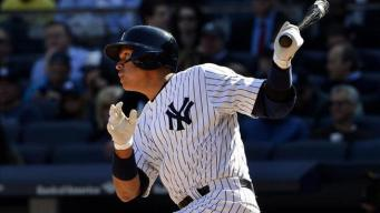 Yanks Bring Back A-Rod, Sit Teixeira