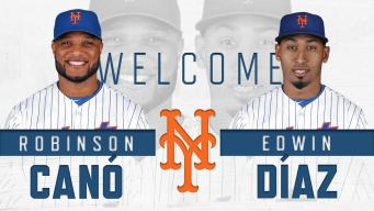 Mets Get Cano, Diaz and $20 Million from Mariners in Trade