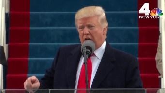 "President Donald Trump: 'Patriotism Not Prejudice"""