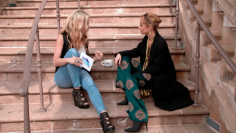 Cat Is Really Sorry for Smacking Nicole Richie