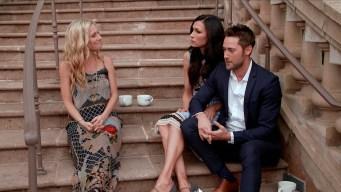 Famke Janssen & Ryan Eggold Talk New NBC Spin-Off