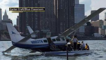 TV Producer Amid 10 in Downed Plane in East River