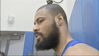 Tyson Chandler on Lin-Sanity