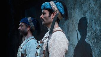 "Review: Rajiv Joseph's ""Guards at the Taj"""