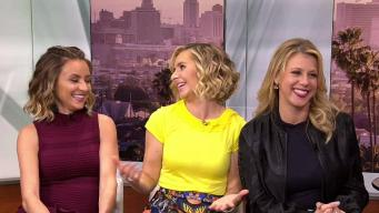 Talking With the Stars of 'Hollywood Darlings'