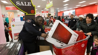 Target to Open on Thanksgiving for Black Friday Shoppers