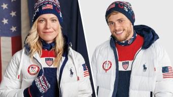 Team USA Unveils Uniforms for Pyeongchang Closing Ceremony