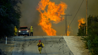 Battle Against California's Thomas Fire Estimated to Cost $110M