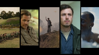 2017 Golden Globes Best Picture, Drama Nominees