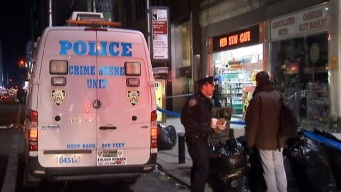 Homeless Man Arrested in Times Square Killing: NYPD