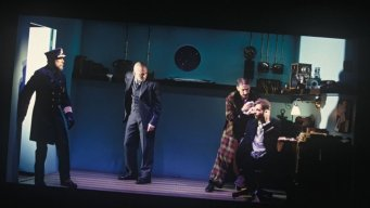 """Titanic"" Sails Back to Broadway"