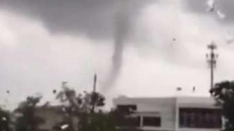 Tornado Hits NJ as Heavy Rain, Winds and Hail Slam Tri-State