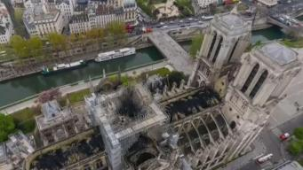 Tributes and Recovery Follow Fire at Notre Dame