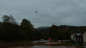 Flash Floods Strand Several Central Pennsylvania Residents