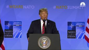 Trump Says NATO Allies Will Boost Military Spending
