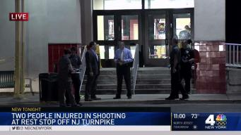 Two Injured in NJ Turnpike Rest Stop Shooting