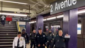 2 Stabbed in Manhattan Subway Station, Leave Trail of Blood