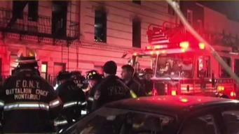 Two Young Children Dead in Bushwick Fire