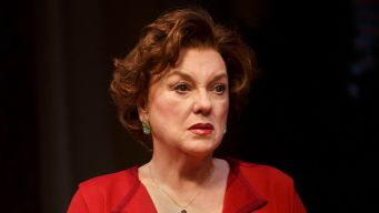 "Review: Tyne Daly, in ""Mothers & Sons"""