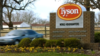 Tyson Recalls 3,000 Pounds of Chicken Over Plastic Fears