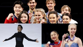 US Figure Skaters Likely a Threat for 3 Olympic Medals