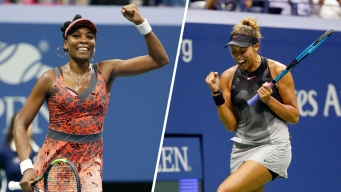 US Women's Sweep Sets Up All-American Semifinals at US Open