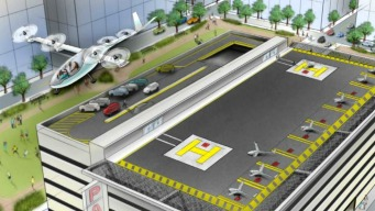 Uber Taps NASA Engineer to Boost Flying Car Initiative