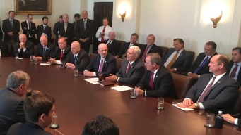 Critics Scoff at All-Male Photo of GOP Health Care Talks
