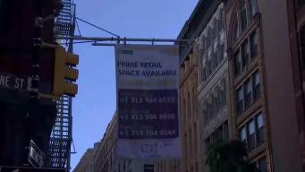 Vacant Stores Being Rented By Pop Up Retailers