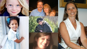 Victims' Names Released as Nation Mourns