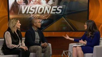 Visiones: Raul Penaranda and Ebby Antigua