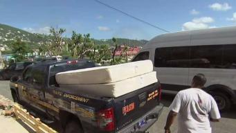 Volunteers Help Virgin Islands Recover from Storms