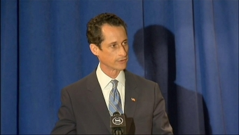 Weiner Talks About Wife