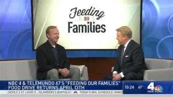 Feeding Our Families: Food Bank of the Hudson Valley