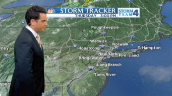 Evening Forecast for Thursday, July 4
