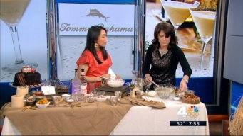 Tommy Bahama's Eggnog and No-Cook Holiday Recipes