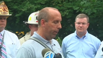 2 Trapped Workers Pulled From Collapsed Trench in Westchester